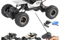 Rc 4 Wheel Drive Trucks Shuanfeng 6288a 1 16 2 4g 4wd Radio Rc Racing Car Rock Crawler High