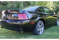Wrecked 03-04 Mustang Cobra for Sale E Owner 2300 Mile 2003 ford Mustang Svt Cobra for Sale On Bat